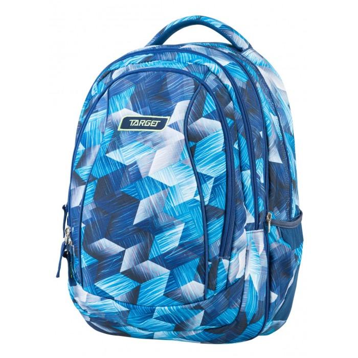 Развитие и школа , Школьные рюкзаки Target Collection Рюкзак Allover 2 2 в 1 арт: 447144 -  Школьные рюкзаки