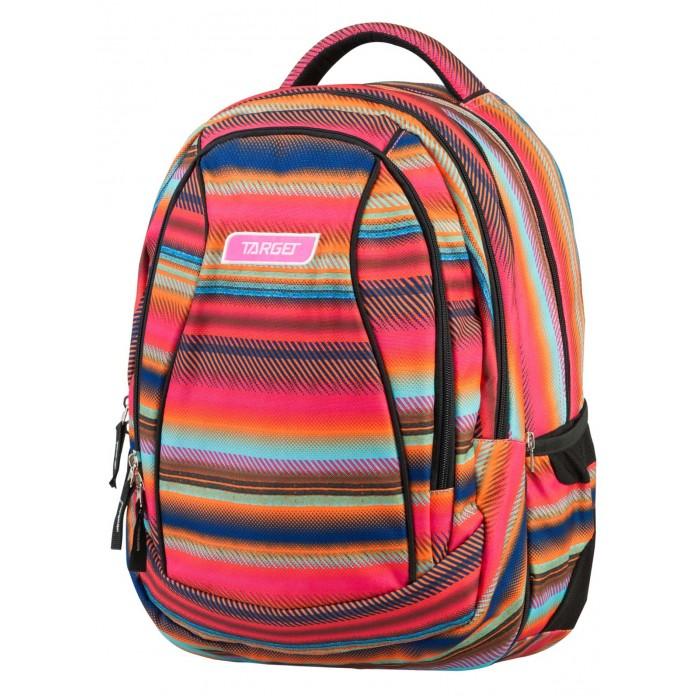 Развитие и школа , Школьные рюкзаки Target Collection Рюкзак Allover 4 2 в 1 арт: 447159 -  Школьные рюкзаки