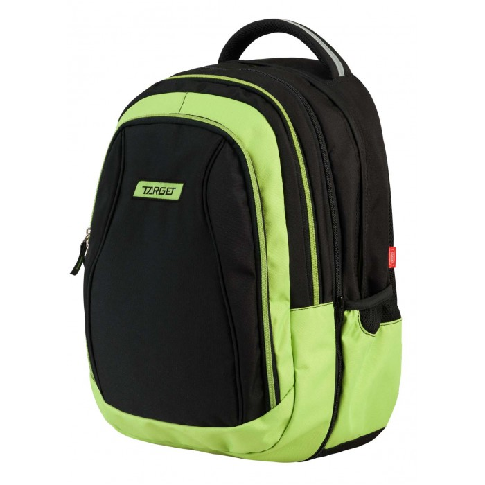 Target Collection Рюкзак Black lime 2 в 1