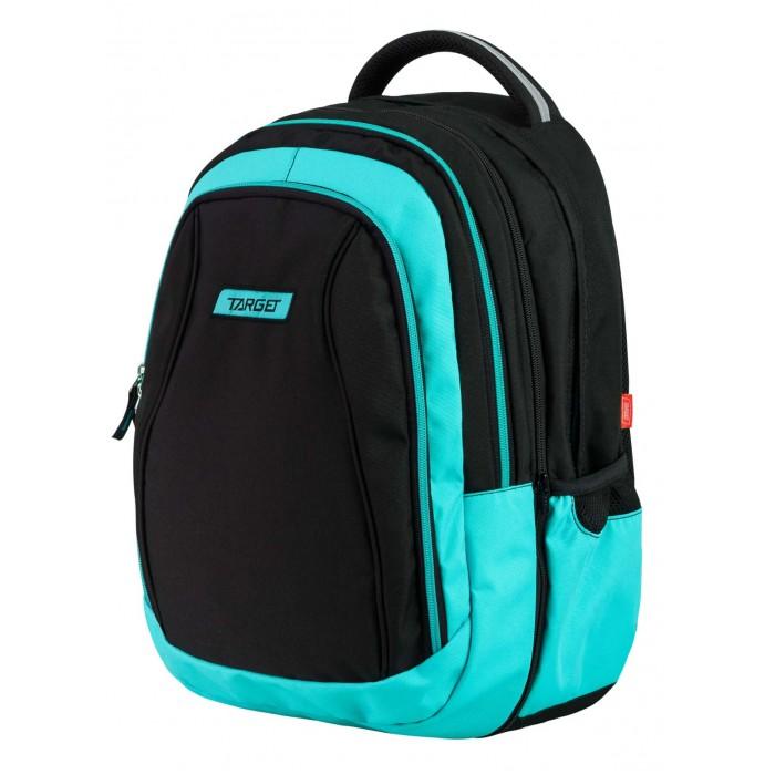 Развитие и школа , Школьные рюкзаки Target Collection Рюкзак Blue cosmo 2 в 1 арт: 447184 -  Школьные рюкзаки