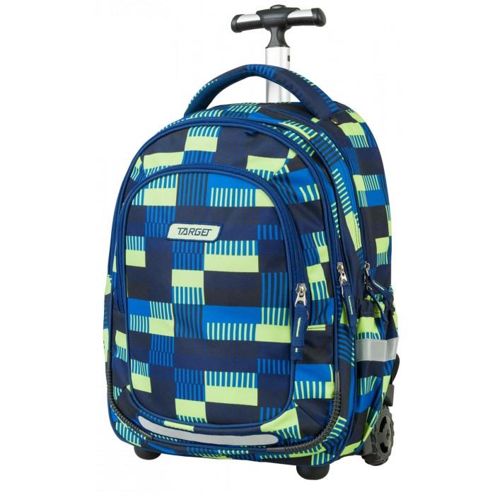 Развитие и школа , Школьные рюкзаки Target Collection Рюкзак-тележка Allover арт: 447209 -  Школьные рюкзаки