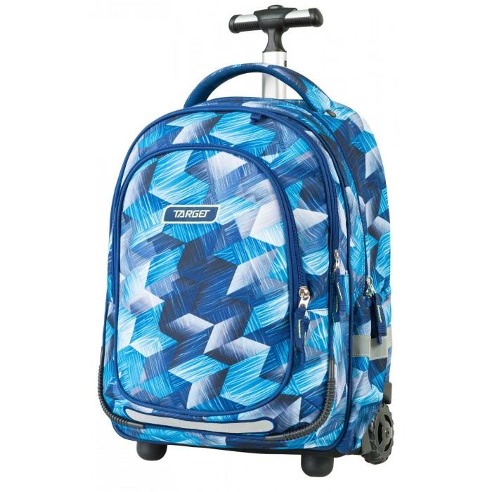Развитие и школа , Школьные рюкзаки Target Collection Рюкзак-тележка Allover 2 арт: 447214 -  Школьные рюкзаки