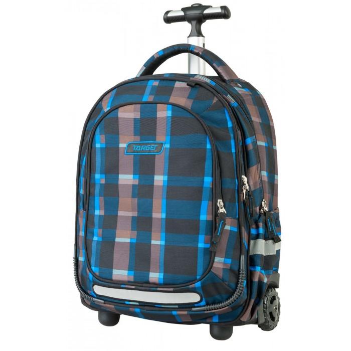 Купить Школьные рюкзаки, Target Collection Рюкзак-тележка Allover 3