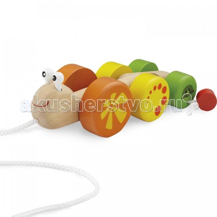 Каталки-игрушки Wonderworld Чудо-Змея каталки plan toys каталка змейка