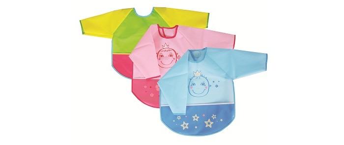 Детские фартуки ПОМА Фартук для творчества с рукавами и карманом фартуки детские jatala фартук детский