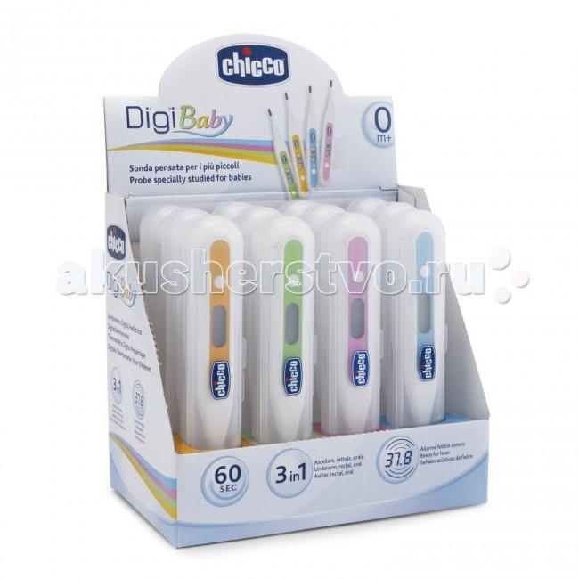 Термометр chicco digi baby отзывы