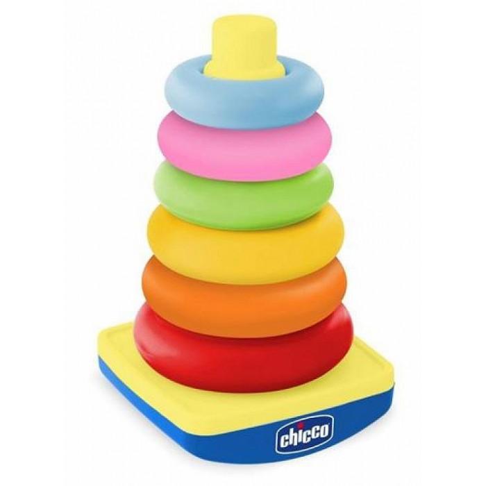 Развивающие игрушки Chicco Пирамида развивающие игрушки unimax волшебная развивающая пирамида