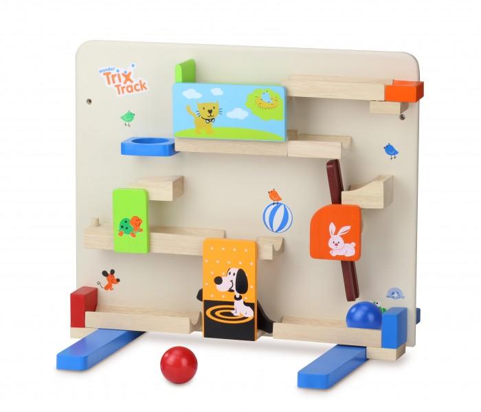 Купить Деревянные игрушки, Деревянная игрушка Wonderworld Конструктор Trix Track Стартовый (для малышей)