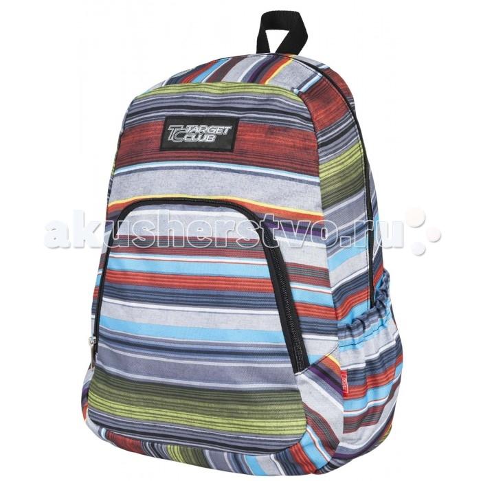 Развитие и школа , Школьные рюкзаки Target Collection Рюкзак Lines арт: 447644 -  Школьные рюкзаки