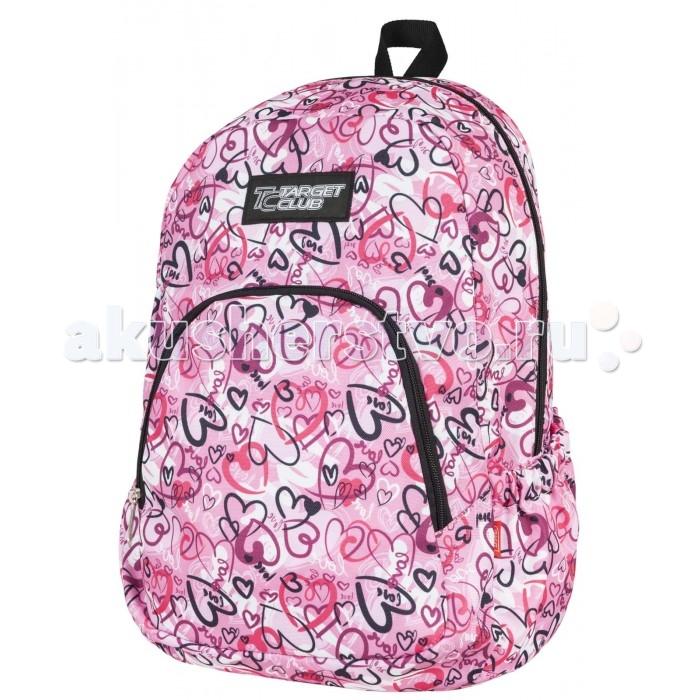 Школьные рюкзаки Target Collection Рюкзак Love is школьные рюкзаки zipit рюкзак grillz backracks