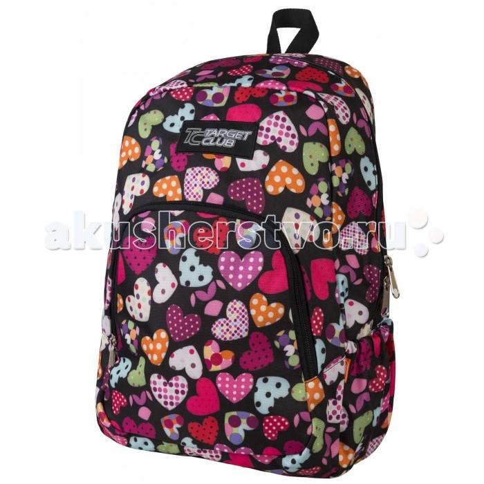 Развитие и школа , Школьные рюкзаки Target Collection Рюкзак Love is 2 арт: 447684 -  Школьные рюкзаки