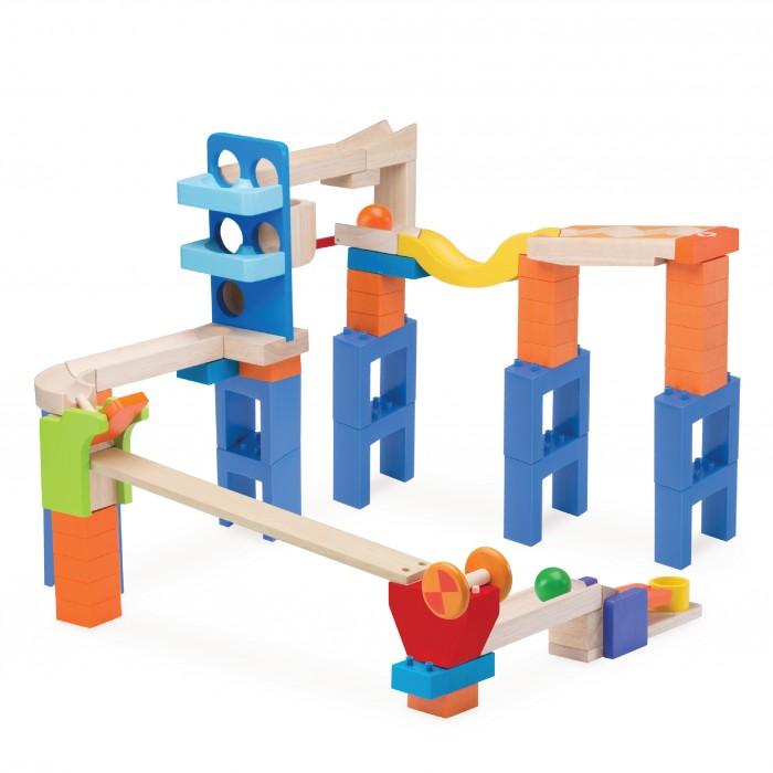Деревянные игрушки Wonderworld Конструктор динамический Trix Track Чудо-мостик конструктор конструктор забияка чудо лампочка 1283758