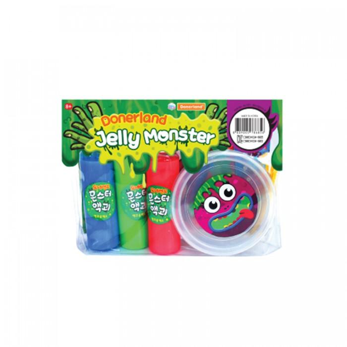 Творчество и хобби , Наборы для творчества Jelly Monster Игровой набор Сделай сам арт: 447954 -  Наборы для творчества