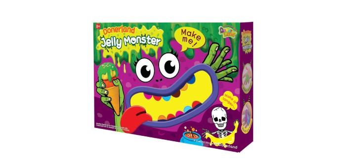 Творчество и хобби , Наборы для творчества Jelly Monster Игровой набор Мульти-набор арт: 447964 -  Наборы для творчества