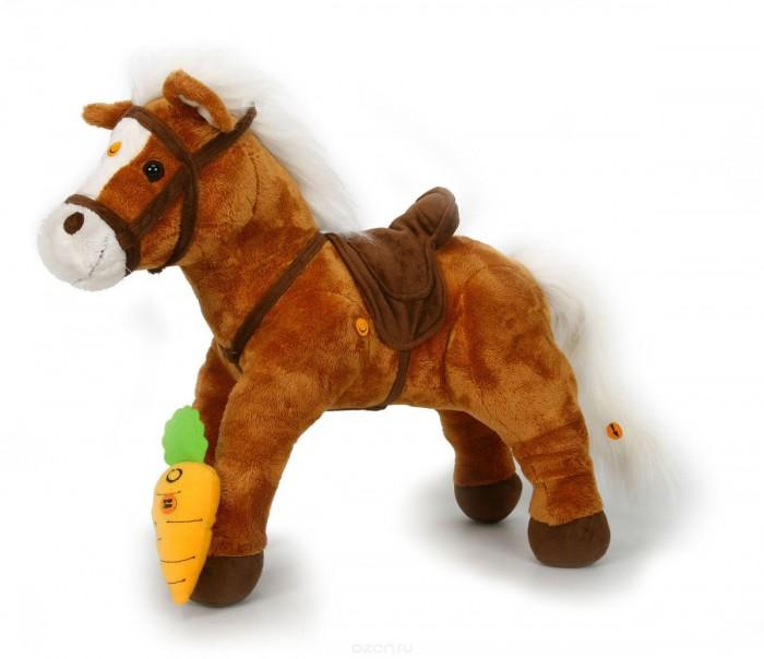 Интерактивные игрушки Teeboo Пони (звук) 9 функций 65 см, Интерактивные игрушки - артикул:448019