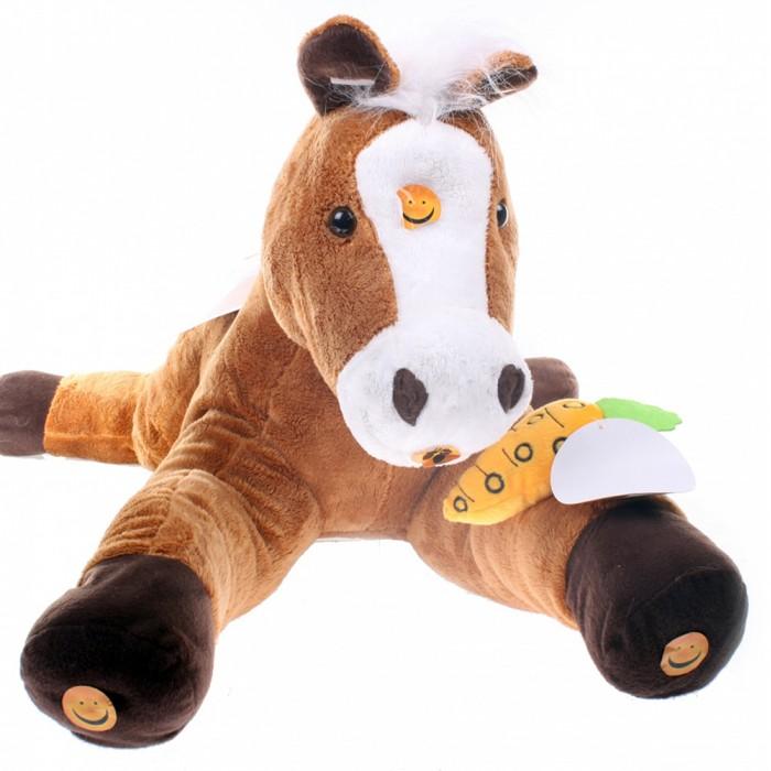 Интерактивные игрушки Teeboo Лошадь Игогоша (звук) 100 см мягкая игрушка интерактивная woody o time лошадка непоседа