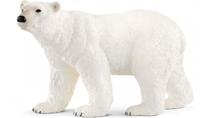 Игровые фигурки Schleich Игровая фигурка Белый медведь 14800