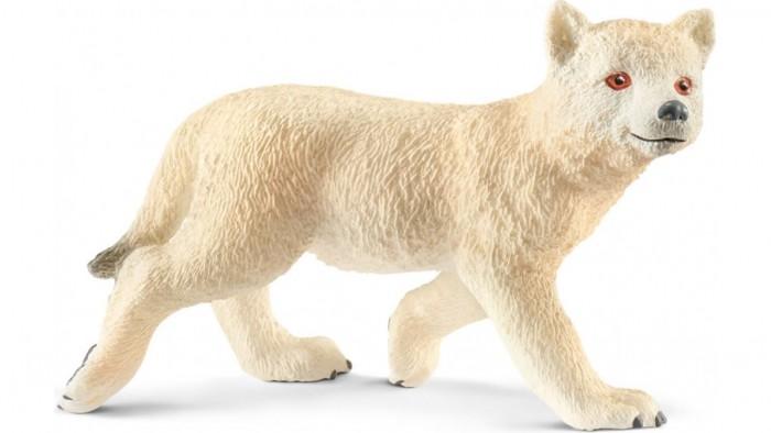 Игровые фигурки Schleich Игровая фигурка Детеныш мелвильского островного волка schleich фигурка карликовый козел детеныш