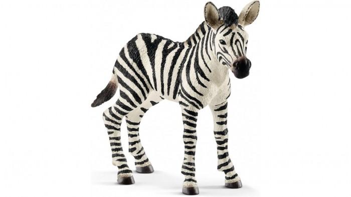 Купить Игровые фигурки, Schleich Игровая фигурка Жеребенок зебры