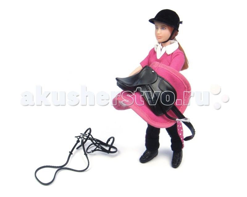 Игровые фигурки Breyer Набор Кукла Абигейл с аксессуарами для классической верховой езды, Игровые фигурки - артикул:44927