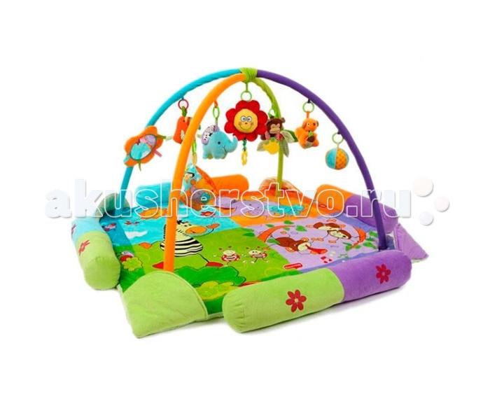 Развивающие коврики S+S Toys 100959996, Развивающие коврики - артикул:449709