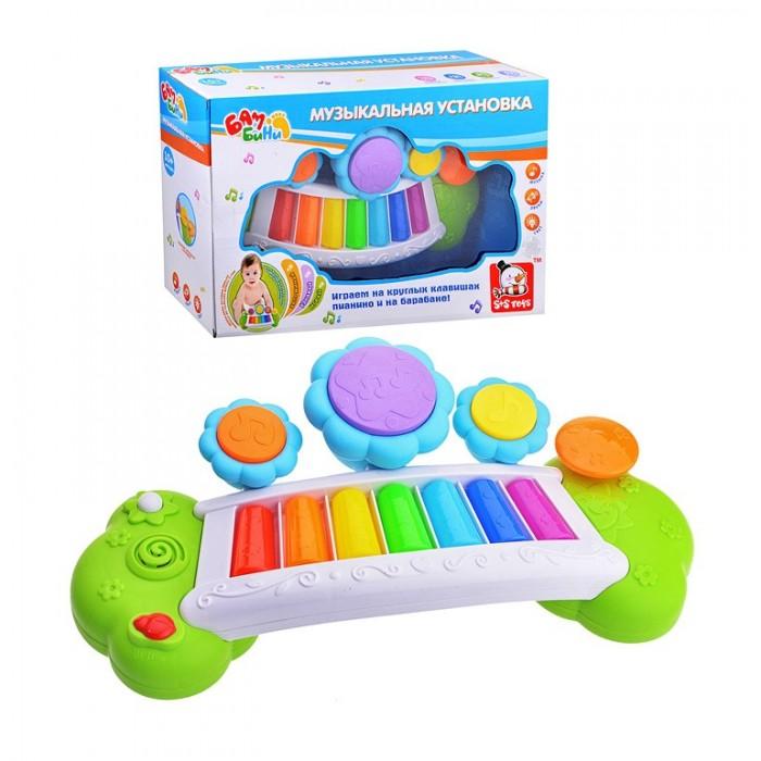 Музыкальные игрушки S+S Toys Музыкальная установка