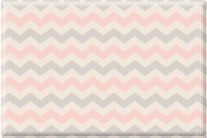 Купить Игровые коврики, Игровой коврик Parklon Двухсторонний Pure Soft Космос/Зигзаги 190x130x1.2 см