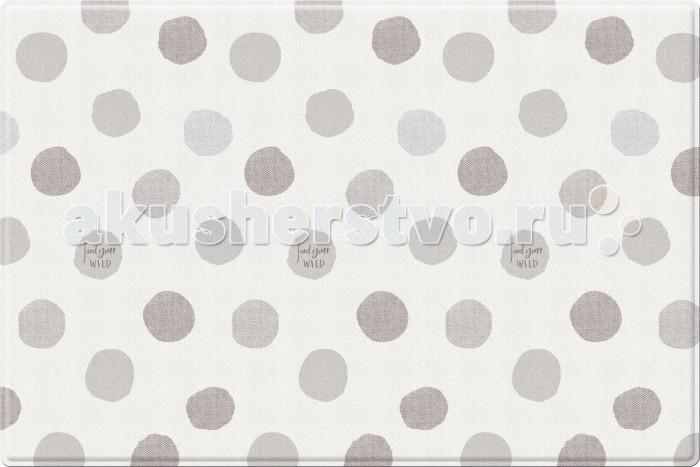 Купить Игровые коврики, Игровой коврик Parklon Двухсторонний Pure Soft Лесные ягоды/Линии 190x130x1.2 см