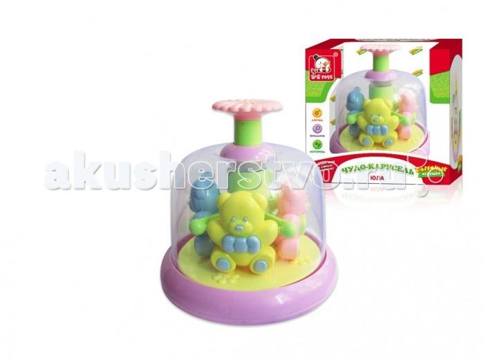 Развивающие игрушки S+S Toys Юла фигурки игрушки s s развивающая игрушка