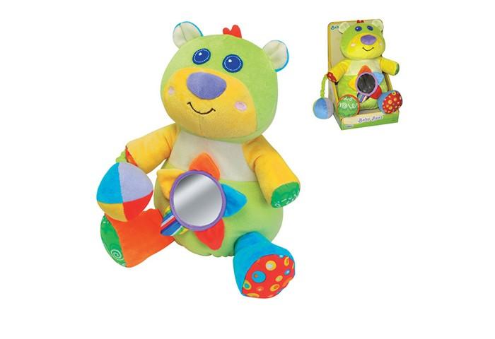 Развивающие игрушки S+S Toys Мишка развивающие игрушки tolo toys белый мишка