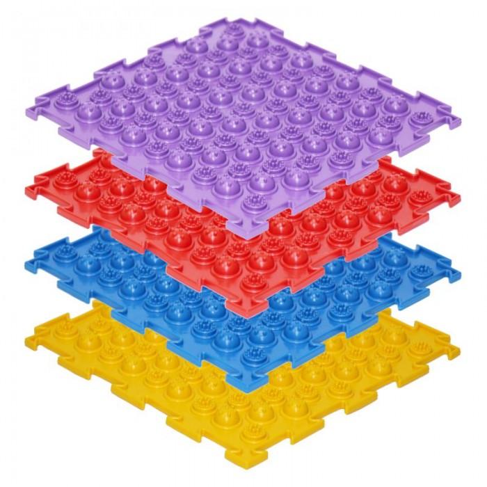 Игровой коврик ОртоДон модульный Колючки (жесткий)