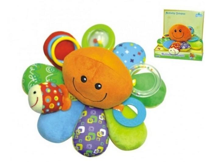 Развивающие игрушки S+S Toys Осминожка развивающие игрушки tolo toys тюлень