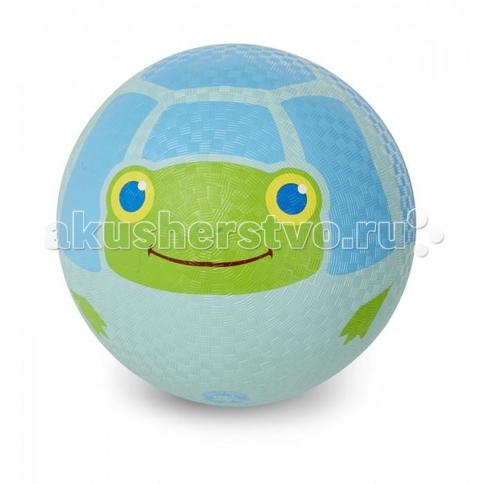 Мячики и прыгуны Melissa & Doug Sunny Patch мяч Черепаха, Мячики и прыгуны - артикул:45054