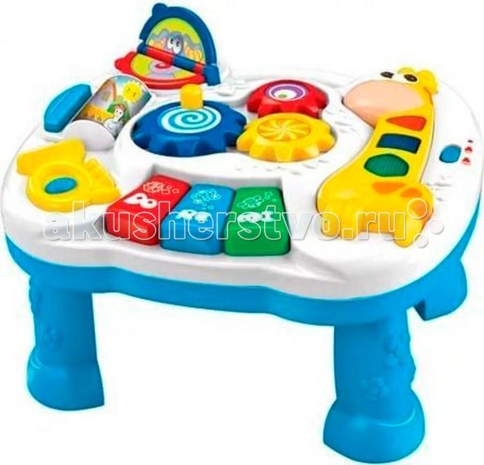 Игровые центры S+S Toys Обучающий музыкальный столик
