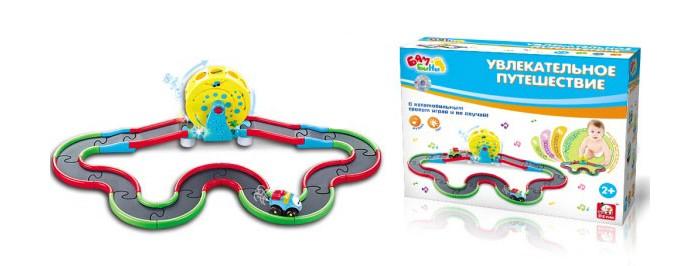 Машины S+S Toys Автотрек Увлекательное путешествие машинки s s космо