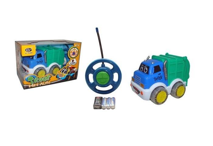 Машины S+S Toys Машинка на радиоуправлении машинка s s toys k135a 6 1 42