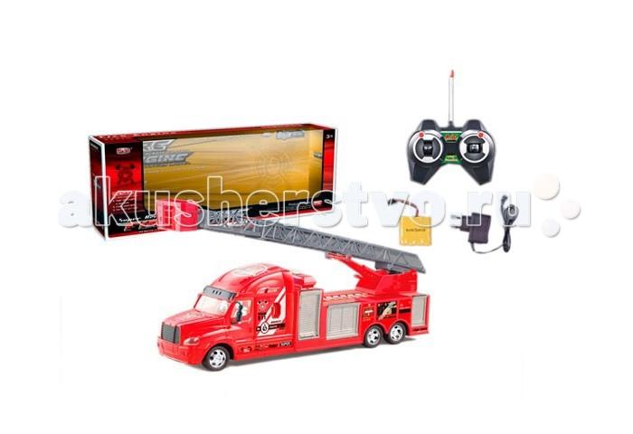 Фото Машины S+S Toys Пожарная машина радиоуправляемая сотовый телефон s s