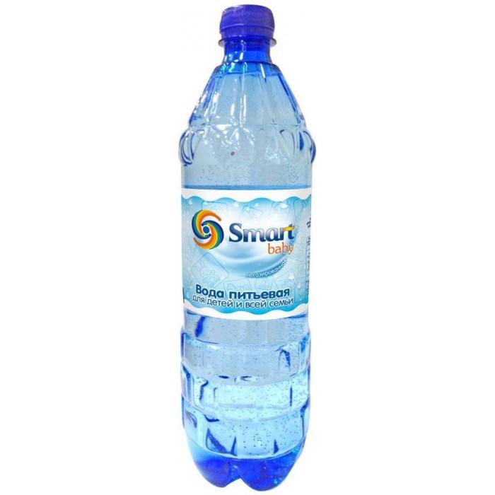 Вода Smart Baby Вода питьевая 1,5 л коробка для футболок printio микки