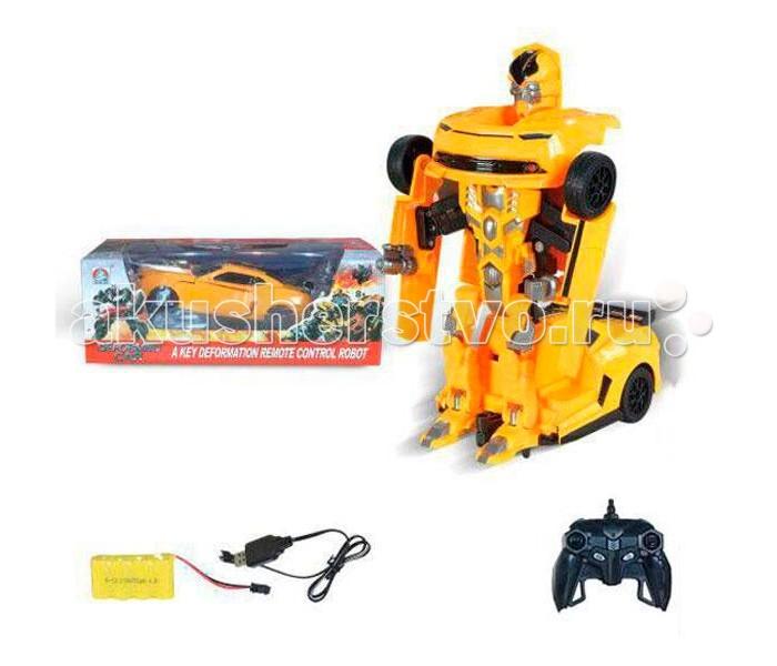 Роботы S+S Toys Робот на радиоуправлении
