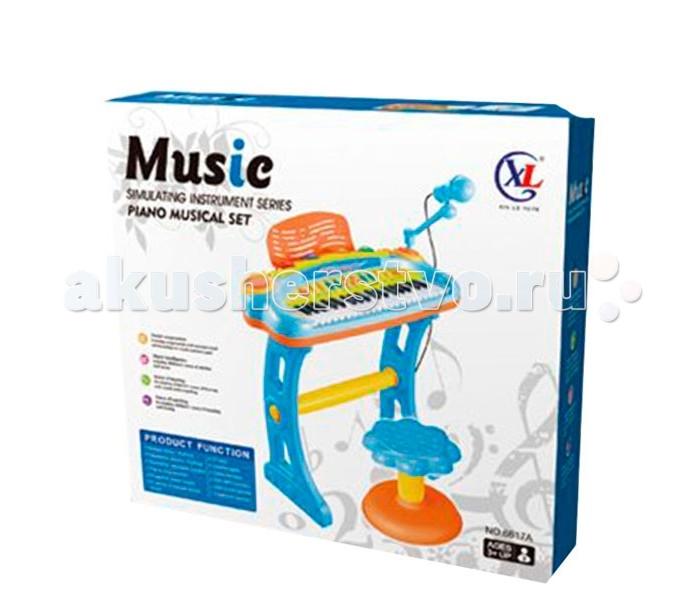 Музыкальные игрушки S+S Toys Пианино