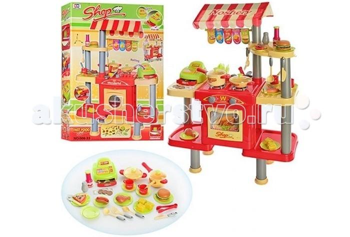 Ролевые игры S+S Toys Игровой центр Бистро s s toys игровой набор с куклой magic pegasus цвет розовый