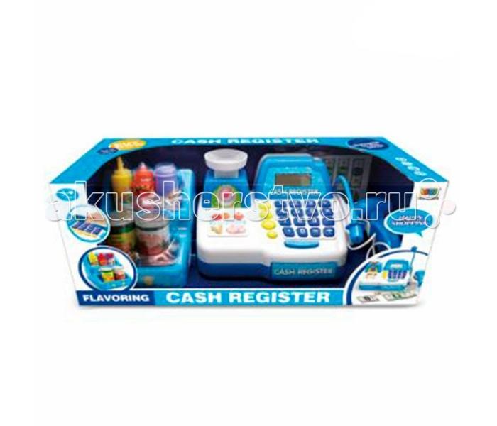игровая техника s s касса свет звук Ролевые игры S+S Toys Игровой набор Касса
