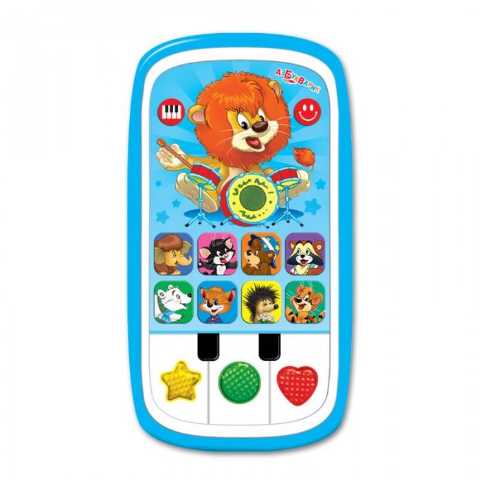 Электронные игрушки Азбукварик Нотка (Мультиплеер с пианино) азбукварик мультиплеер веселые мультяшки