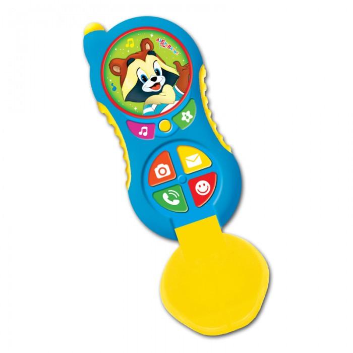 Электронные игрушки Азбукварик Телефончик Крошки Енота (Алло-алло) цена 2017