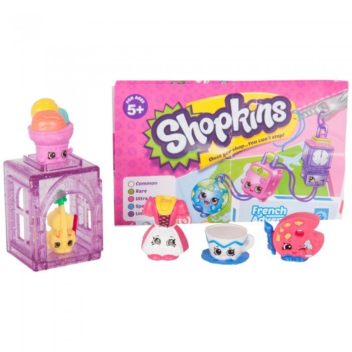 Игровые наборы Shopkins Игровой набор Европа 5 фигурок