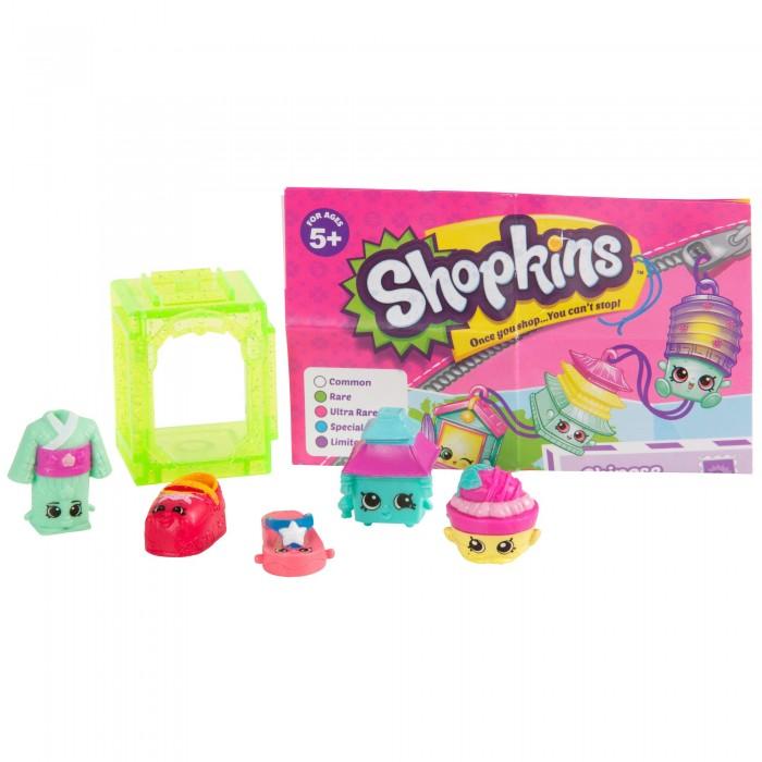 Игровые наборы Shopkins Игровой набор Азия 5 фигурок