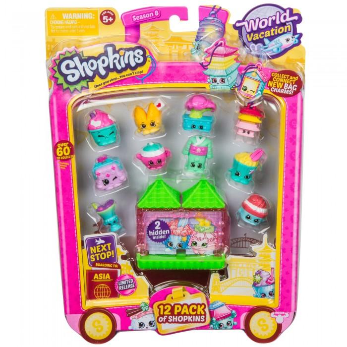 Игровые наборы Shopkins Игровой набор Азия 12 фигурок prostotoys набор фигурок вовка и василисы