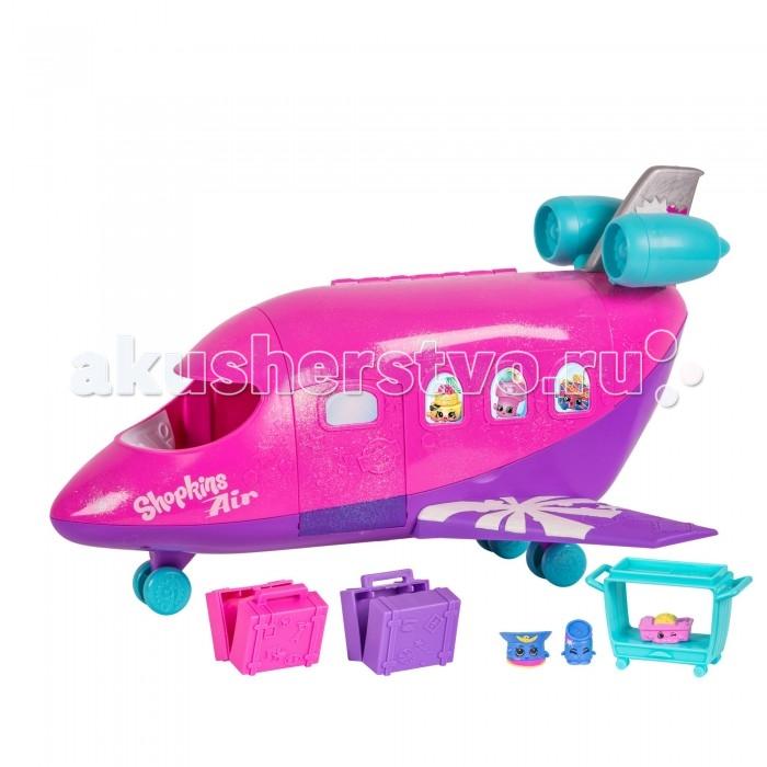 Игровые наборы Shopkins Игровой набор Самолет игровые наборы магнитарий магнитный набор 3 маленькие модники рита