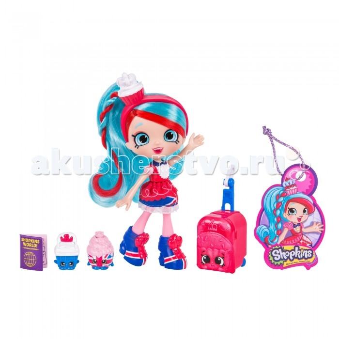 Игровые наборы Shopkins Игровой набор Кукла Джессикекс Путешествие в Европу игровой набор маленькая кукла принцесса и ее друг в ассорт