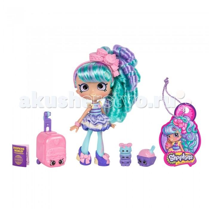 Игровые наборы Shopkins Игровой набор Кукла Мари Макарун Путешествие в Европу игровые наборы esschert design набор игровой kg118